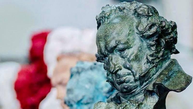 No es un día cualquiera - Premios Goya - Carlos del Amor - El culturódromo - 07/03/2021 - Escuchar ahora