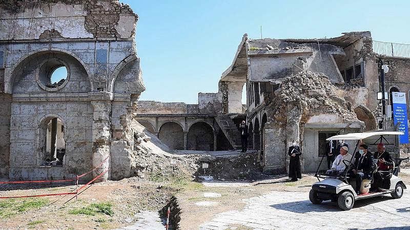 14 horas Fin de Semana - Mosul: Epicentro de la guerra, ciudad en reconstrucción - Escuchar ahora
