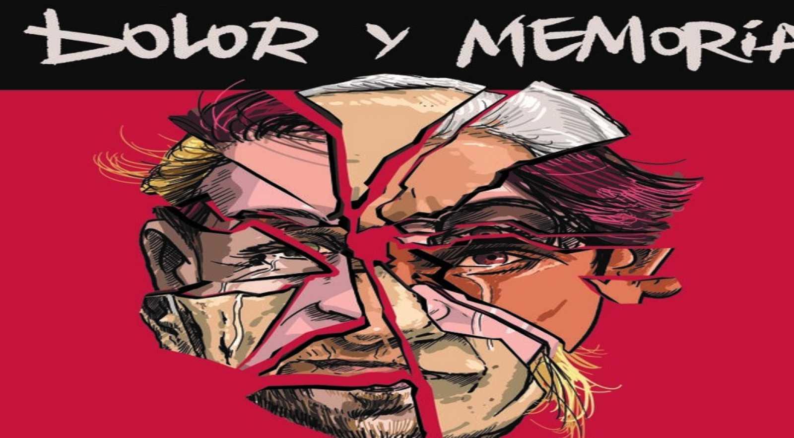 Viñetas y bocadillos - Aurora Cuadrado y Daniel Rodríguez 'Dolor y memoria' - 08/03/21 - Escuchar ahora