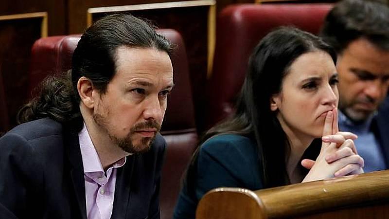 Boletines RNE - El juez investigará la contratación de la niñera de los hijos de Montero e Iglesias - Escuchar ahora