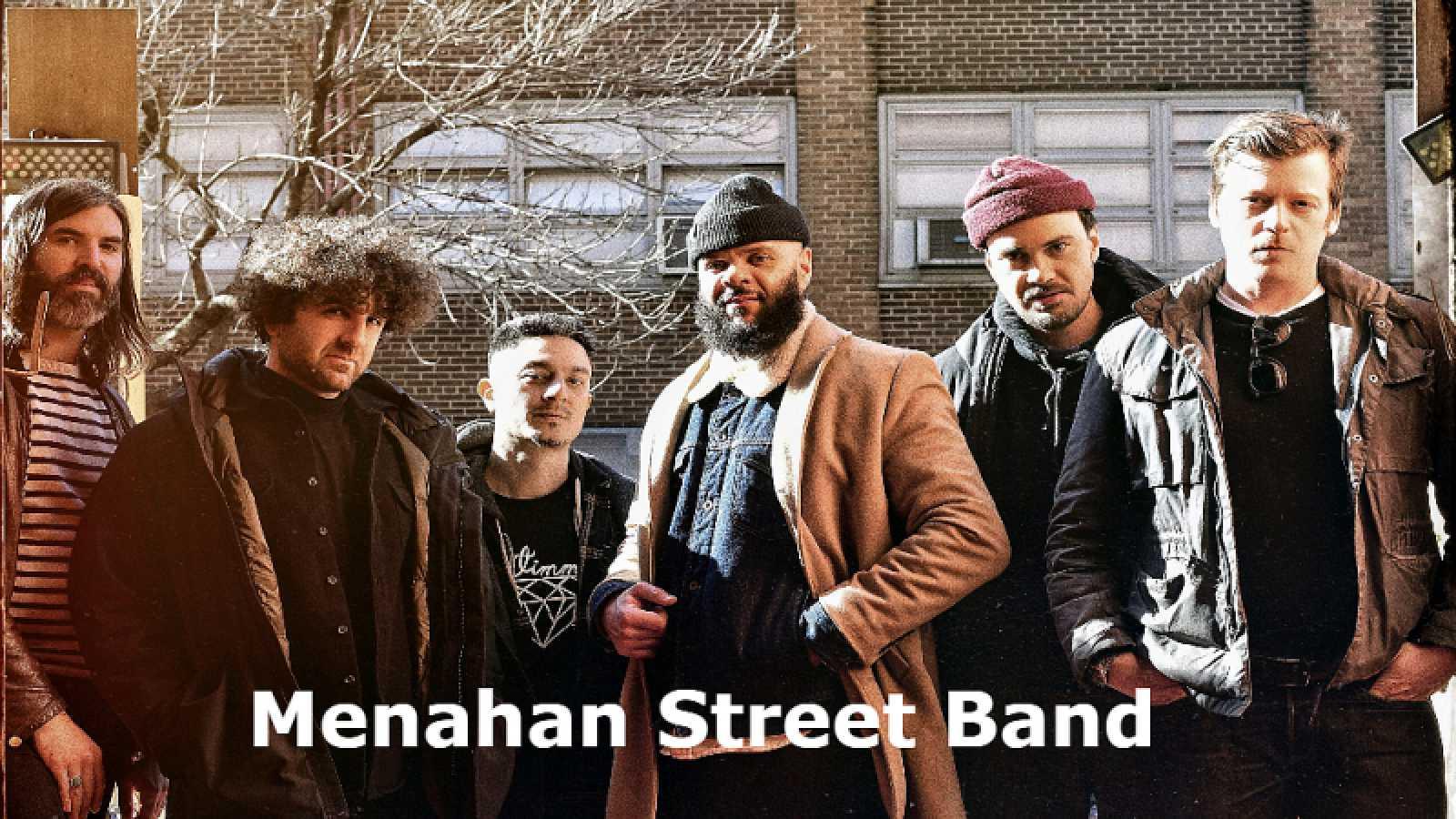 Próxima parada - Menahan Street Band, Curtis Salgado y John Tejada - 08/04/21 - escuchar ahora
