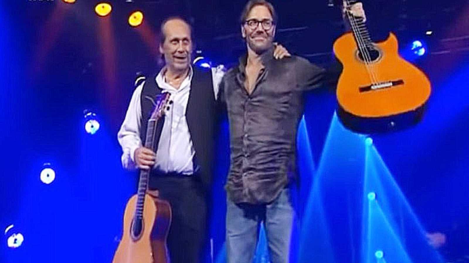 Próxima parada - Al Di Meola, Eric Clapton y Diana Krall - 15/04/21 - escuchar ahora