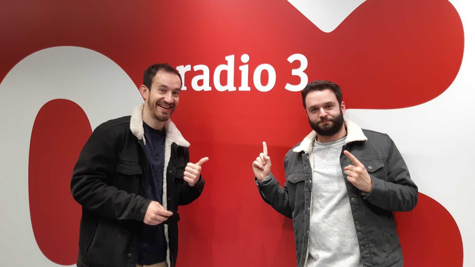 En Radio 3 - Pascu y Rodri, Destripando la historia - 13/03/21 - escuchar ahora