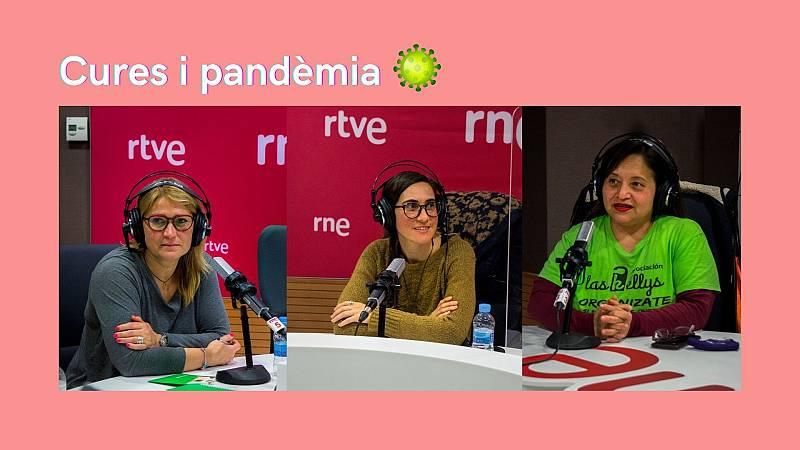 Feminismes a Ràdio 4 - Cures i pandèmia