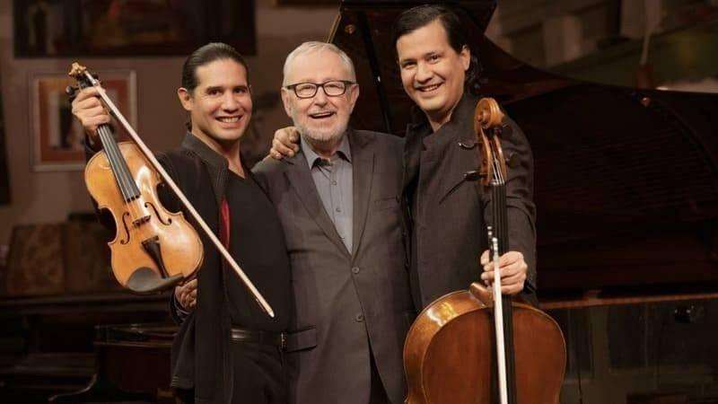 Patagonia Express Trío rinde tributo a Piazzolla - escuchar ahora