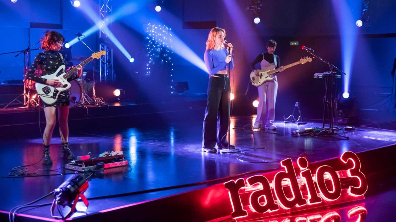 Los conciertos de Radio 3 - The Crab Apples - 11/03/21 - escuchar ahora