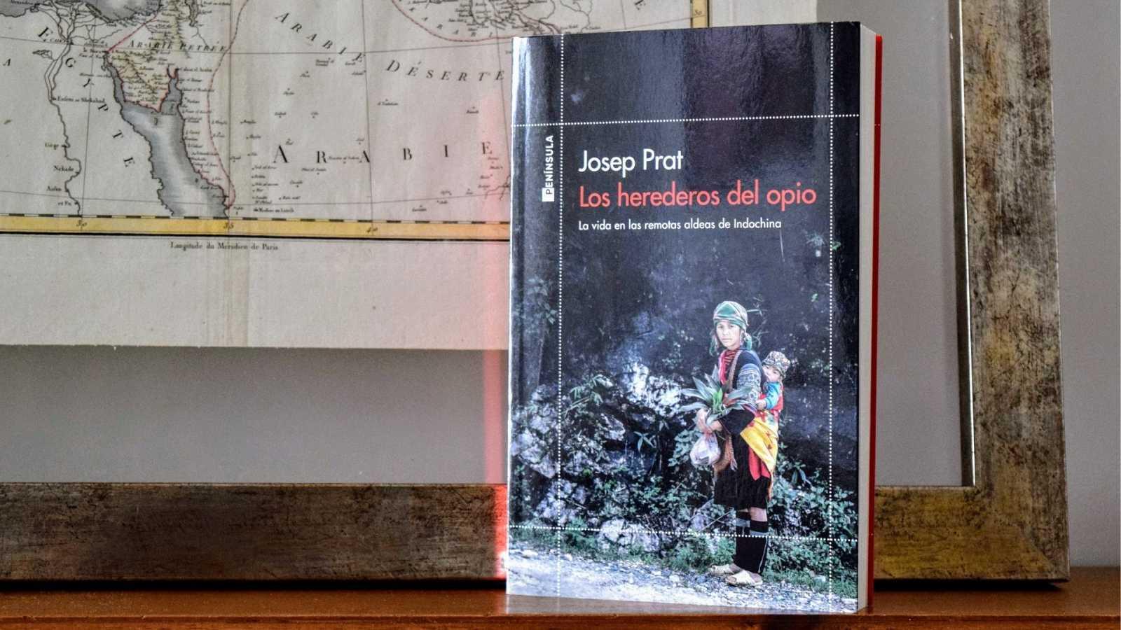 Oxiana - Josep Prat | Los herederos del opio - Escuchar ahora