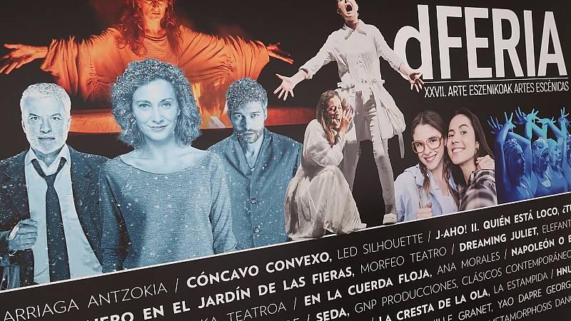 La sala - Teatro y danza en San Sebastián con dFERIA y el estreno como cómplices de Beatriz Grimaldos y Camila Viyuela - 14/03/21 - escuchar ahora