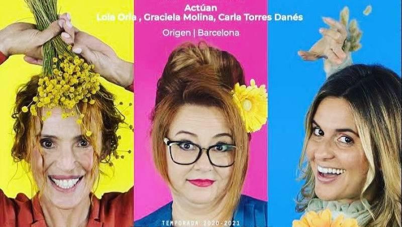 La sala - 'Las Bellacas': Carla Torres Danés, Graciela Molina y Lola Oria - 13/03/21 - Escuchar ahora