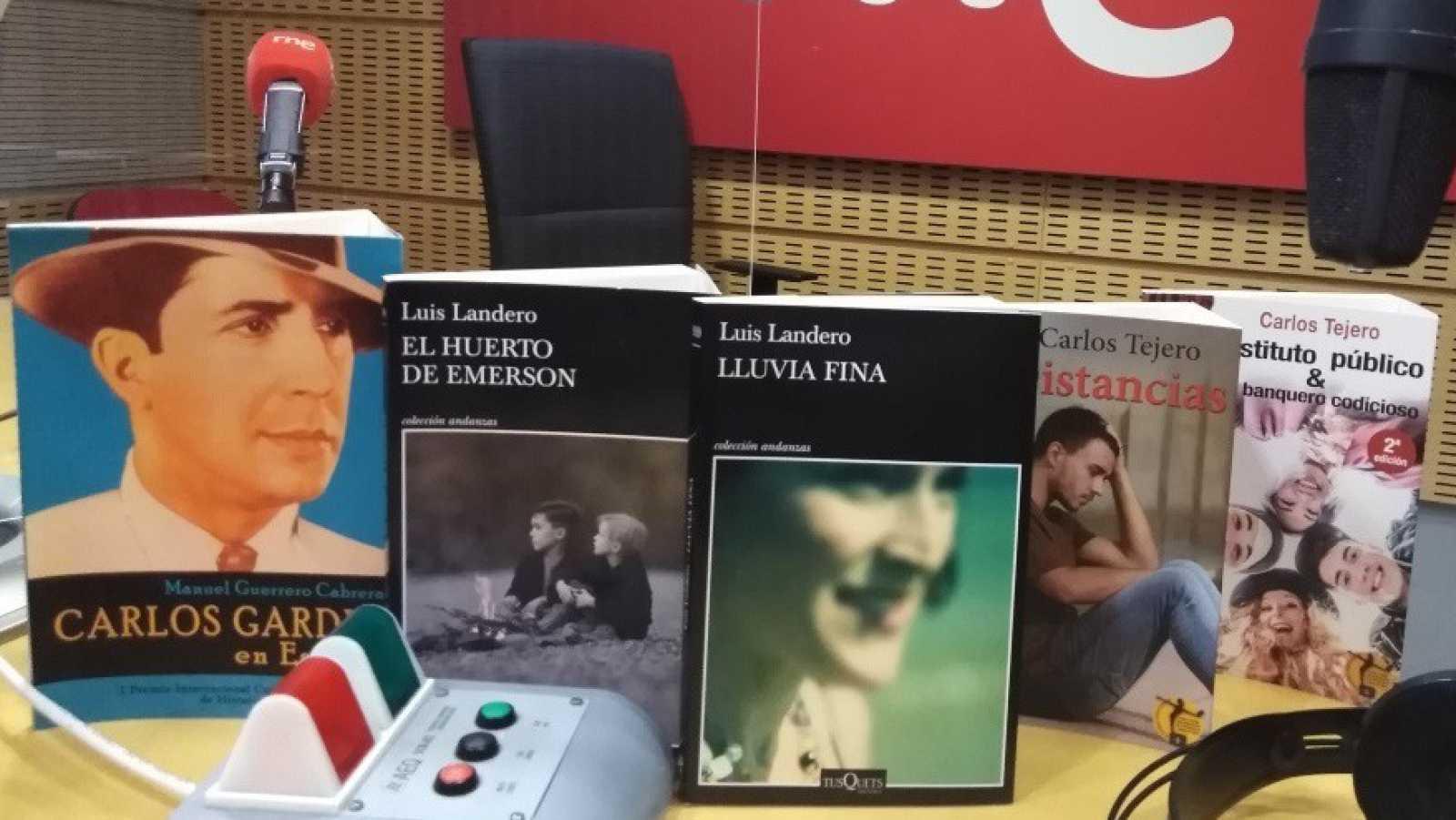 Sexto continente - Luis Landero, Carlos Gardel, Benedetti: tiempo de nostalgia - 13/03/21 - escuchar ahora