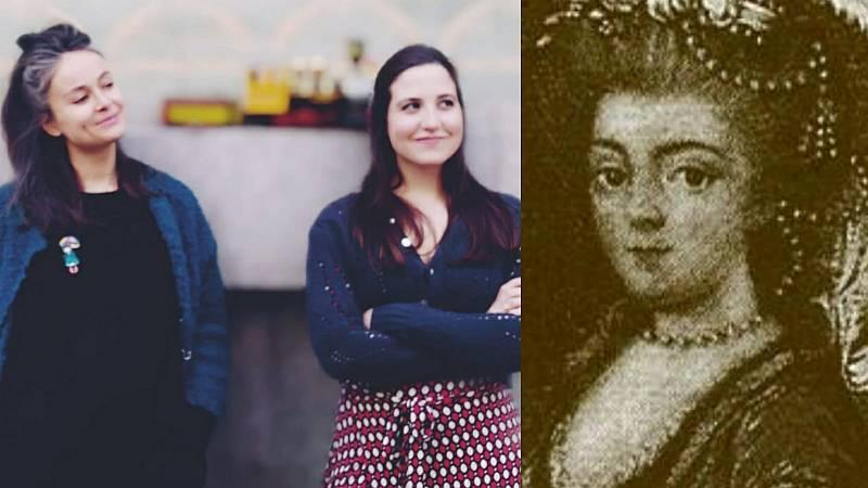 La sala - Traviesas de ferrocarril: María Rosa Gálvez con Beatriz Grimaldos y Camila Viyuela - 13/03/21 - Escuchar ahora