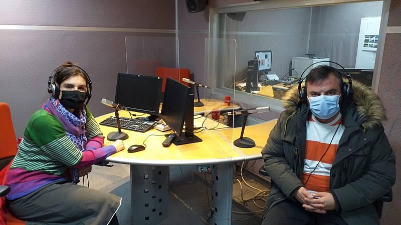 Mi gramo de locura - Vicente, de AFESA-Asturias - 12/03/21 - Escuchar ahora
