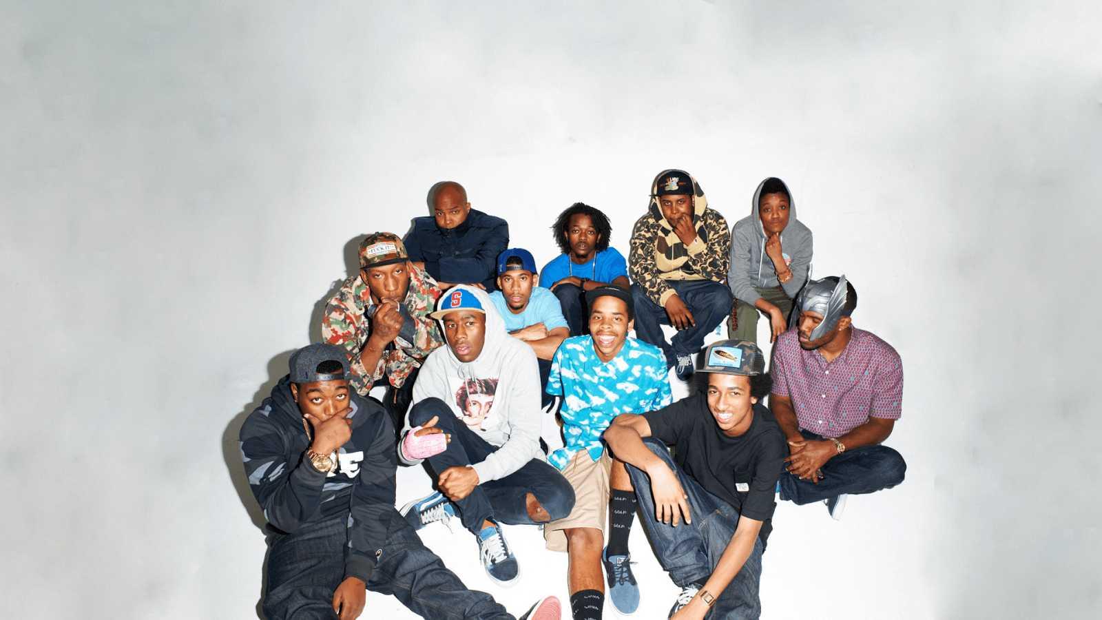 Círculos Excéntricos - La transición del Hip Hop a la cultura pop - Escuchar ahora