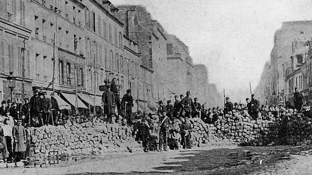 150 años de la Comuna de París. Revolución o República