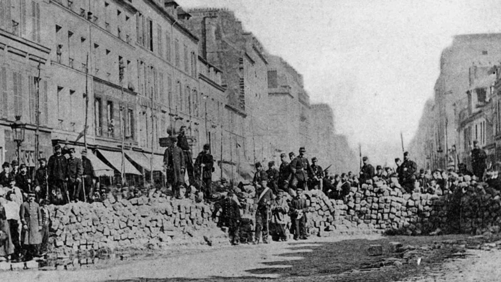 Documentos RNE - 150 años de la Comuna de París. Revolución o República - 12/03/21 - escuchar ahora