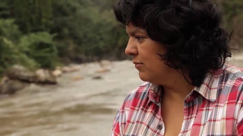 Solidaridad - Berta Cáceres no murió, se multiplicó - 13/02/21 - Escuchar ahora