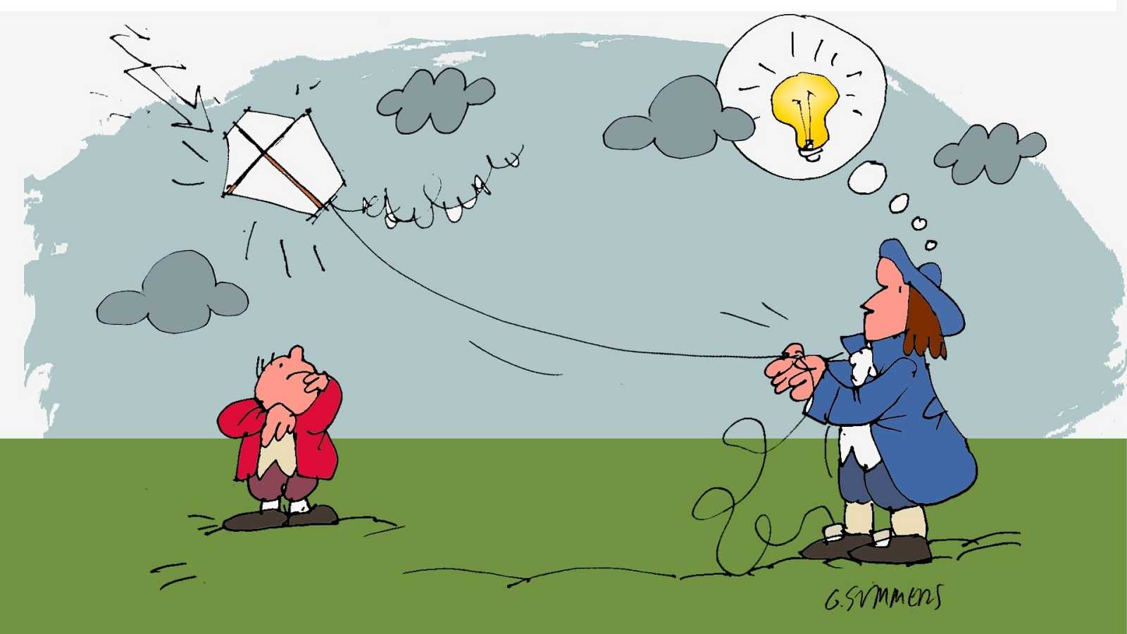 ¡Pero qué invento es esto! - La electricidad, las lámparas de Dendera y la pila de Bagdad - Escuchar ahora