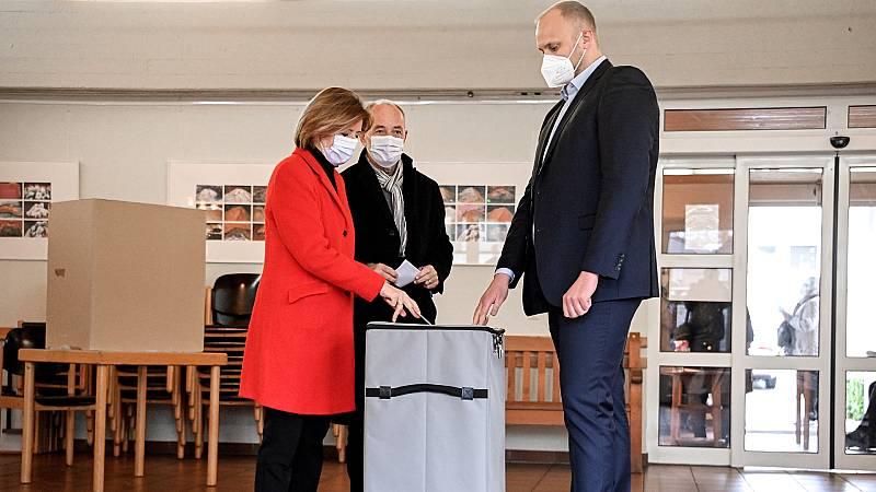 España a las 8 Fin de Semana - Elecciones regionales en Alemania - Escuchar ahora