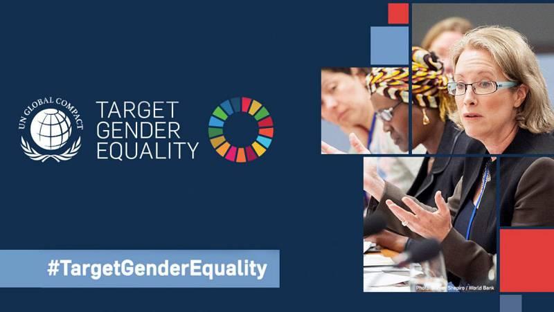 Mundo solidario - Red Española del Pacto Mundial: igualdad de género - 14/03/21 - escuchar ahora
