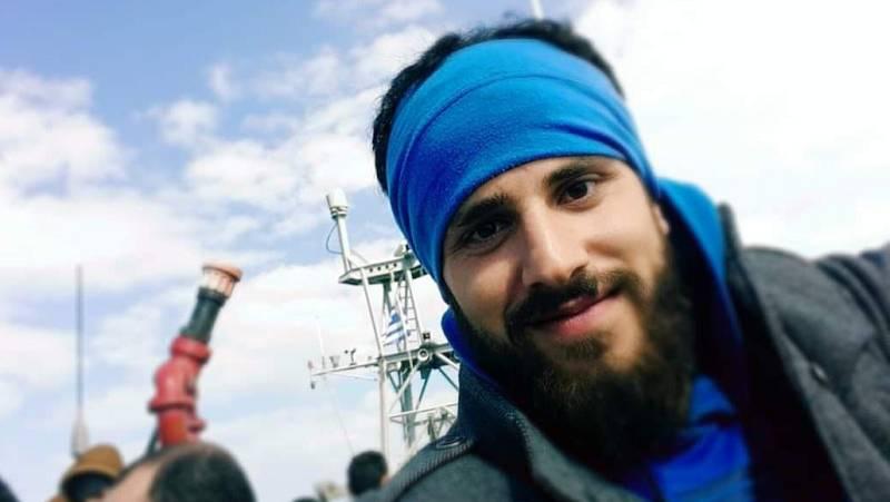 """Las mañanas de RNE con Íñigo Alfonso - Hassan: """"Me fui de Siria porque no quería ni morir ni matar"""" - Escuchar ahora"""
