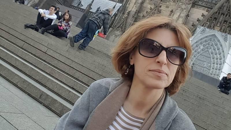 """Las mañanas de RNE con Íñigo Alfonso - Wedad Salloum, refugiada en Alemania: """"No me siento refugiada. Soy una persona con un nuevo comienzo"""" - Escuchar ahora"""