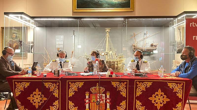 Por tres razones - Subimos a bordo del Juan Sebastián de Elcano - Escuchar ahora