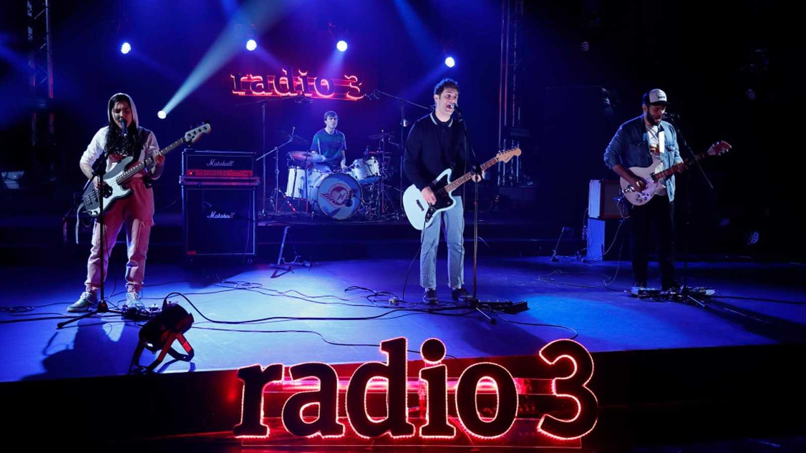Los conciertos de Radio 3 - La La Love You - 16/03/21 - escuchar ahora