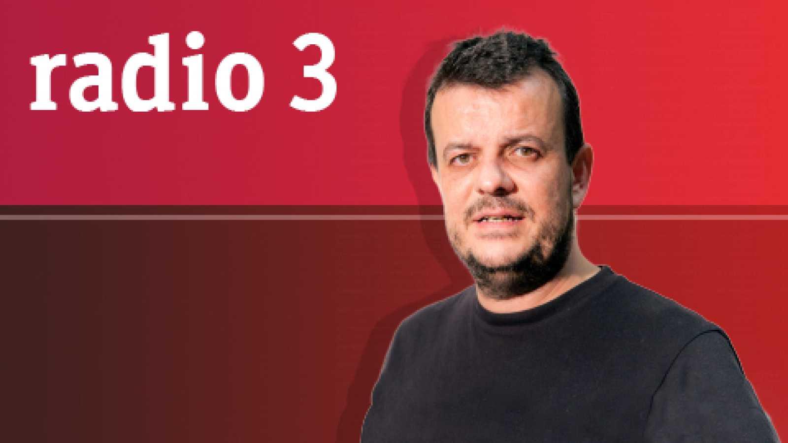 Sateli 3 - Especial: Nostalgia 77 And The Monster (2012-2014) - 16/03/21 - escuchar ahora