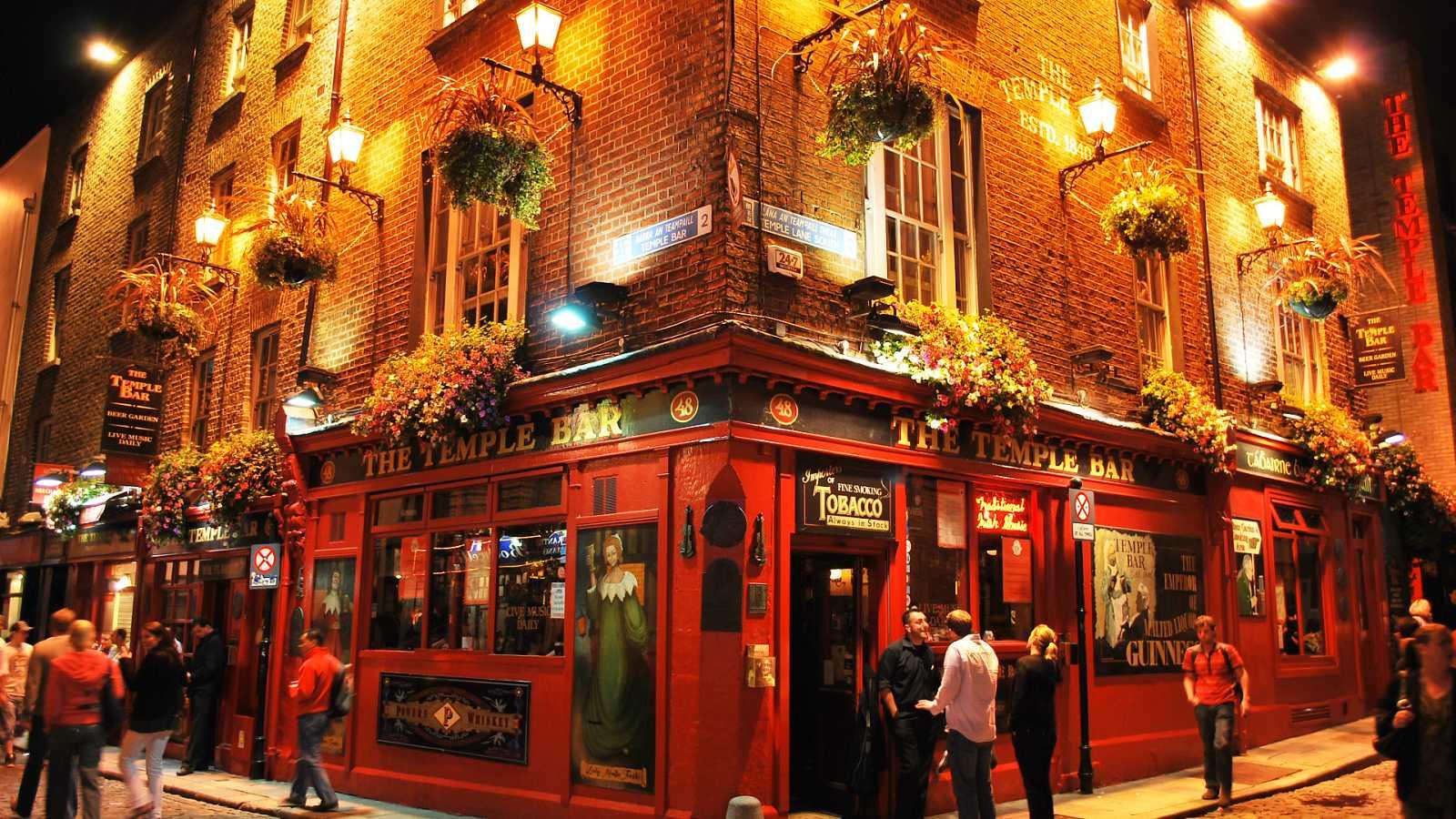 Cinco pistas - ¡Vamos a Dublín! - 16/03/21 - Escuchar ahora