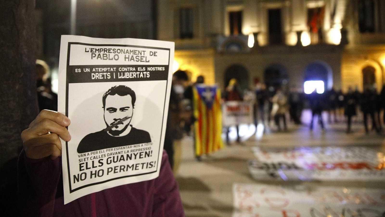 Després del col·lapse - Grans protestes i l¿empresonament de Pablo Hasél - 16/03/21 - escoltar ara -