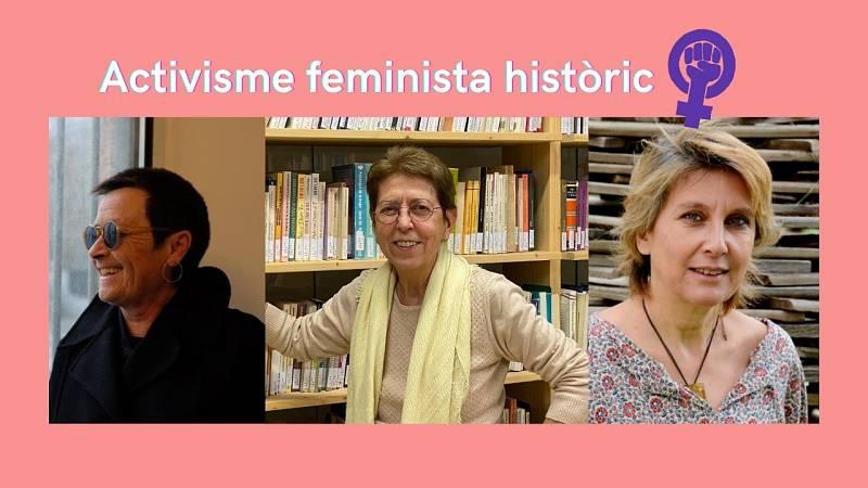 Feminismes a Ràdio 4 - Lluita feminista a Catalunya