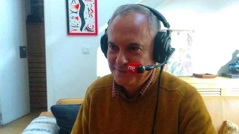 El ojo crítico - 'Biografía de la luz', con Pablo d'Ors - 16/03/21 - Escuchar ahora