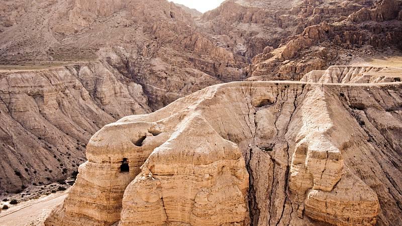 24 horas - Descubren pergaminos de dos mil años escondidos en una cueva de Judea - Escuchar ahora