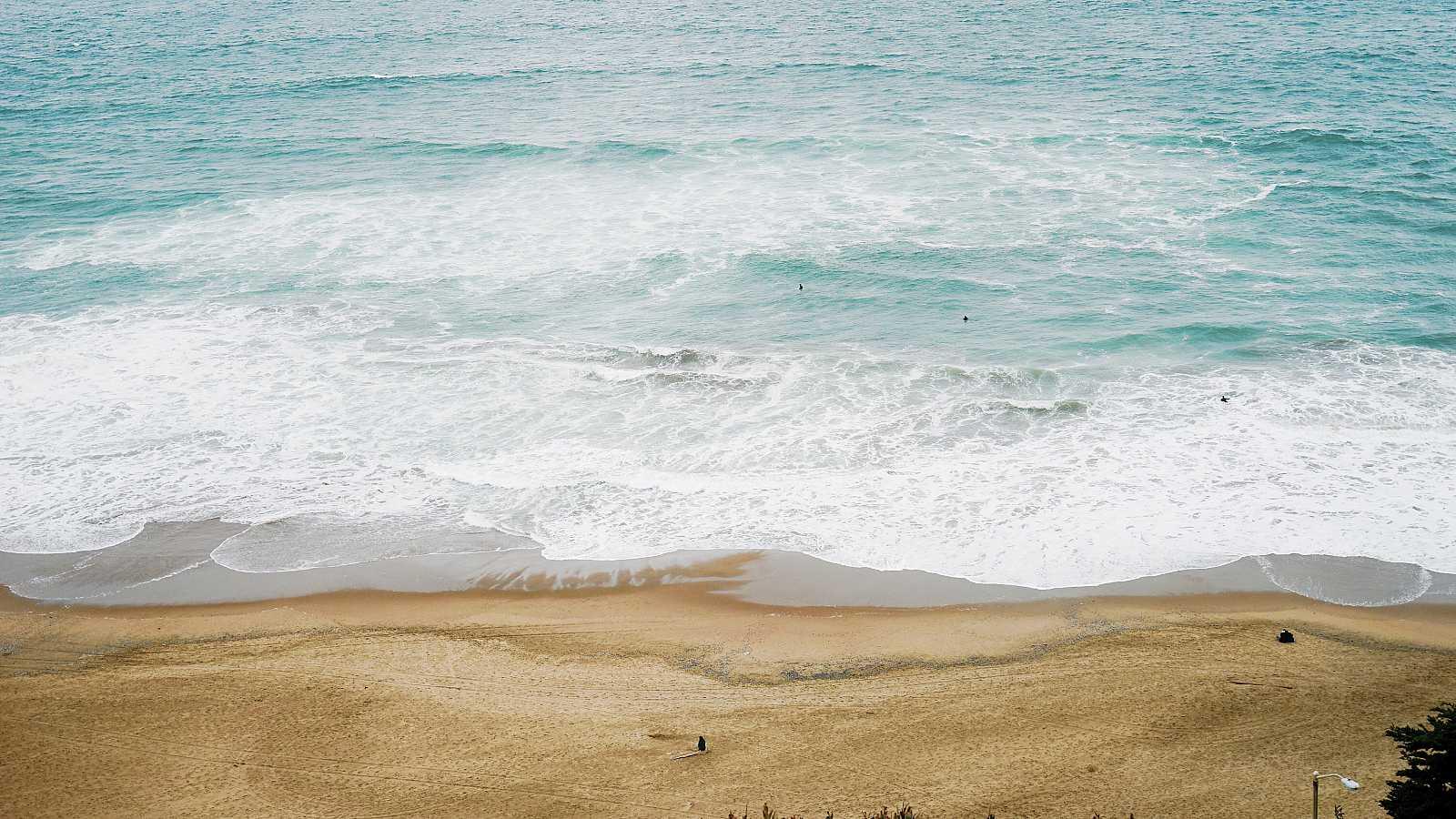 Entrevista a Javier peña, los límites del mar - esuchar ahora