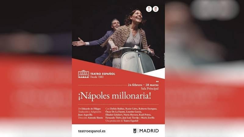 Hoy empieza todo con Marta Echeverría - Teatro de posguerra, disco colaborativo, arte contemporáneo y más - 18/03/21 - escuchar ahora
