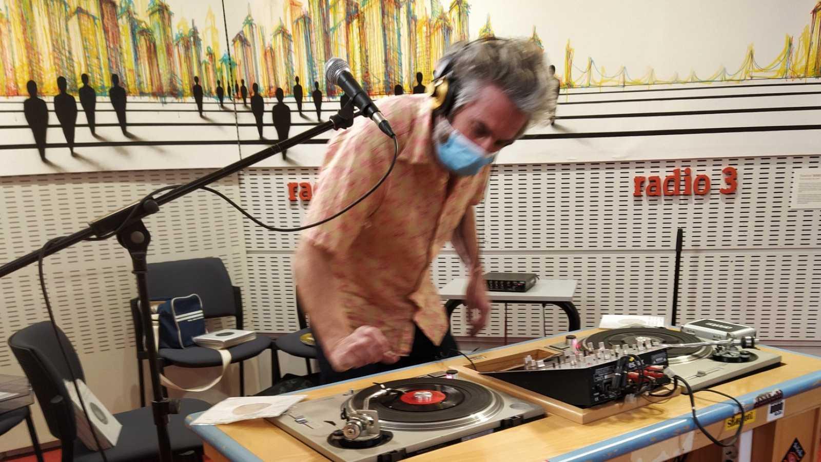 El sótano - Live DJ Session; DJ El Vidocq - 18/03/21 - escuchar ahora