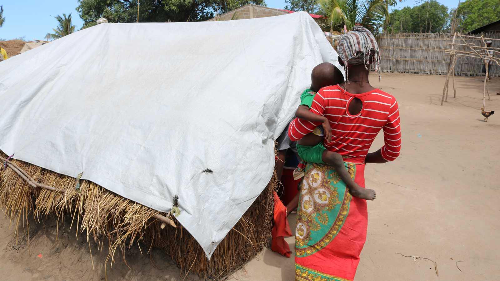 África hoy - Mozambique: las condiciones de los desplazados son un caldo de cultivo para enfermedades - 18/03/21 - escuchar ahora