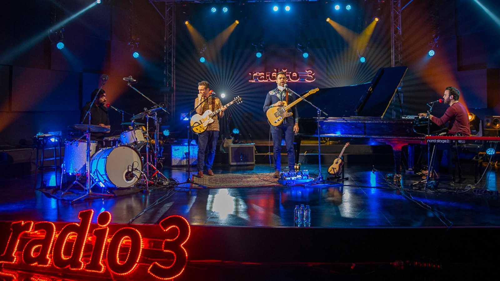Los conciertos de Radio 3 - Combo Paradiso - 19/03/21 - escuchar ahora