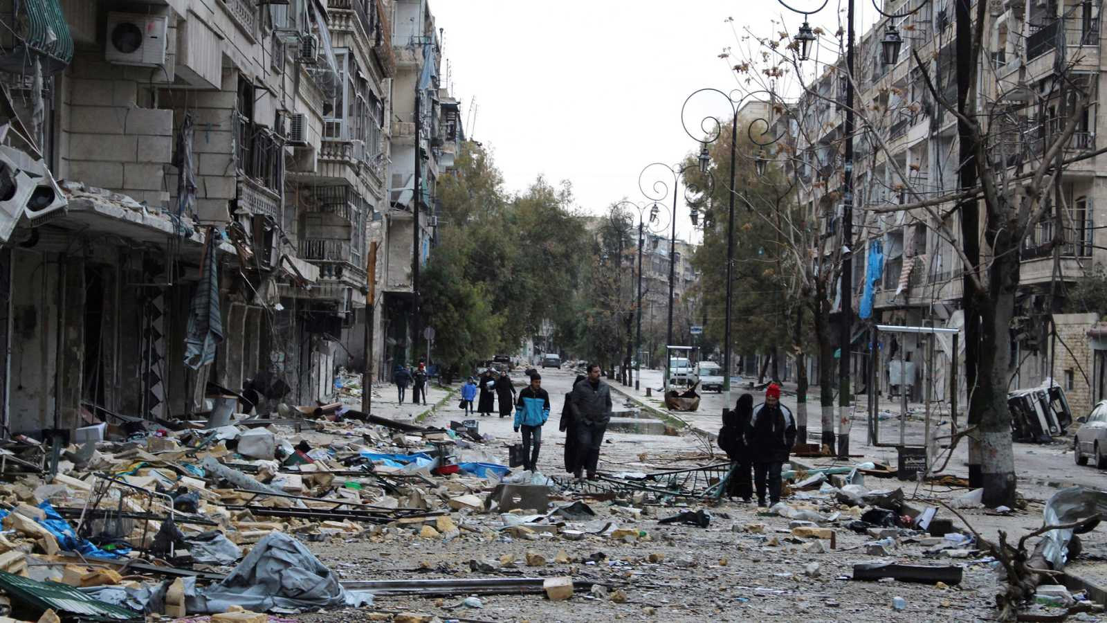 Mundo solidario - Cáritas, 10 años de guerra en Siria - 21/03/21 - escuchar ahora
