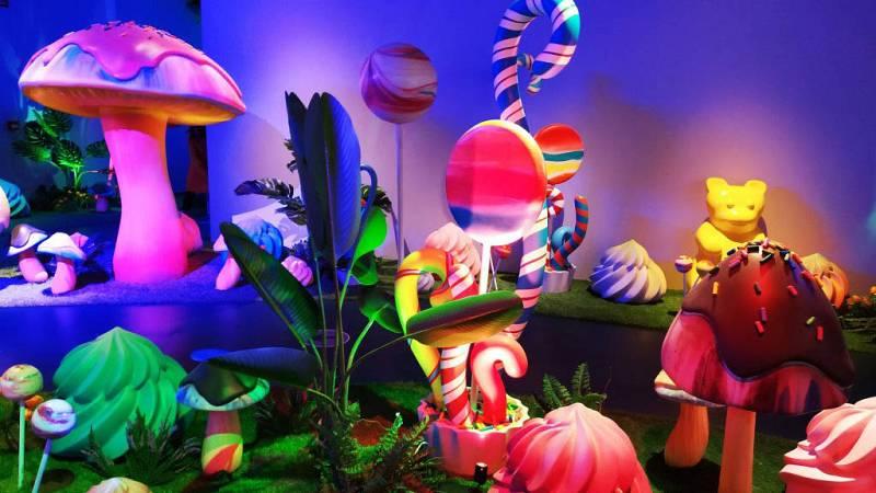 Punto de enlace - El Museo del Dulce, 'Sweet Space Museum', está en Madrid - escuchar ahora