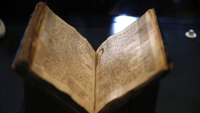 Biblioteca Nacional: Más que libros - Robo de un Galileo - Escuchar ahora