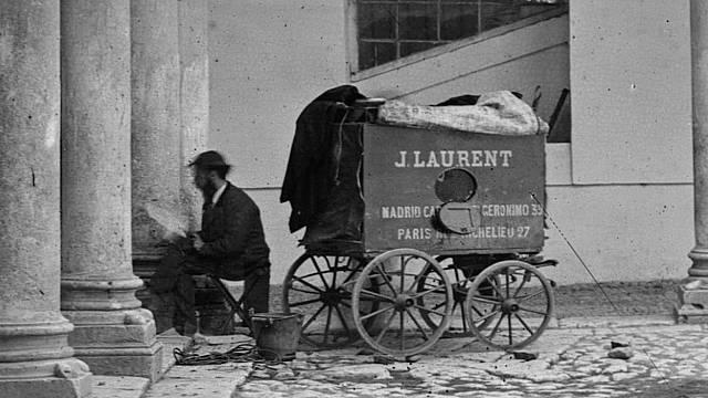 Juan Laurent: la fotografía antes del arte