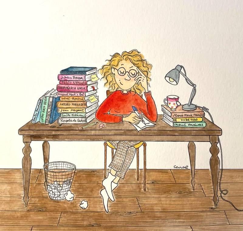 """Wonderland - Poesia: """"Aquí ya  no queda nadie"""", Matilde Gordero - Escuchar ahora"""