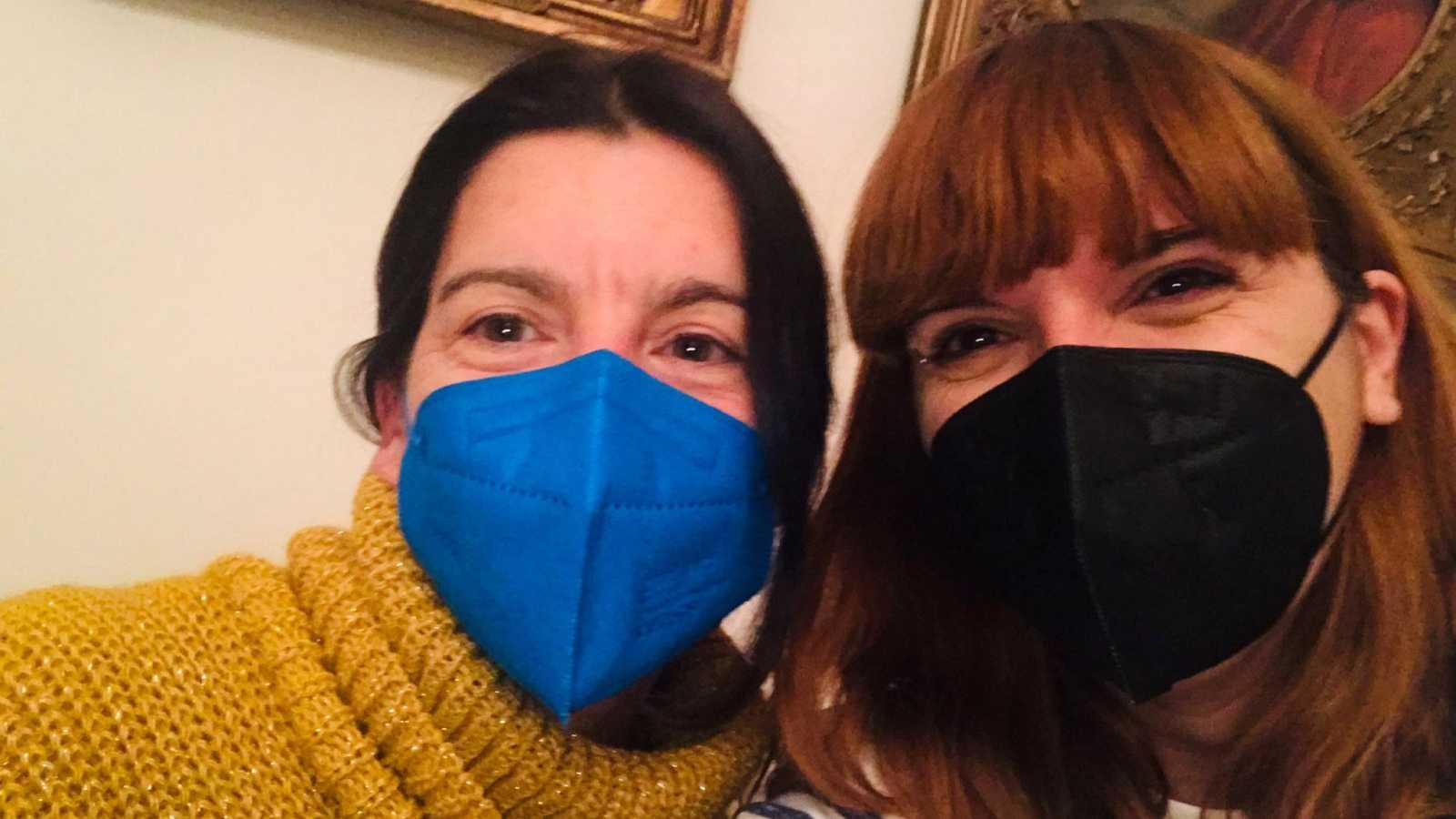 La sala - Julietas y Medeas: Laia Marull y Prado Campos - 21/03/21 - Escuchar ahora