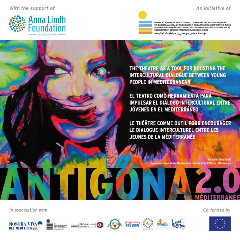Mediterráneo - Antígona 2.0 - 21/03/21 - escuchar ahora