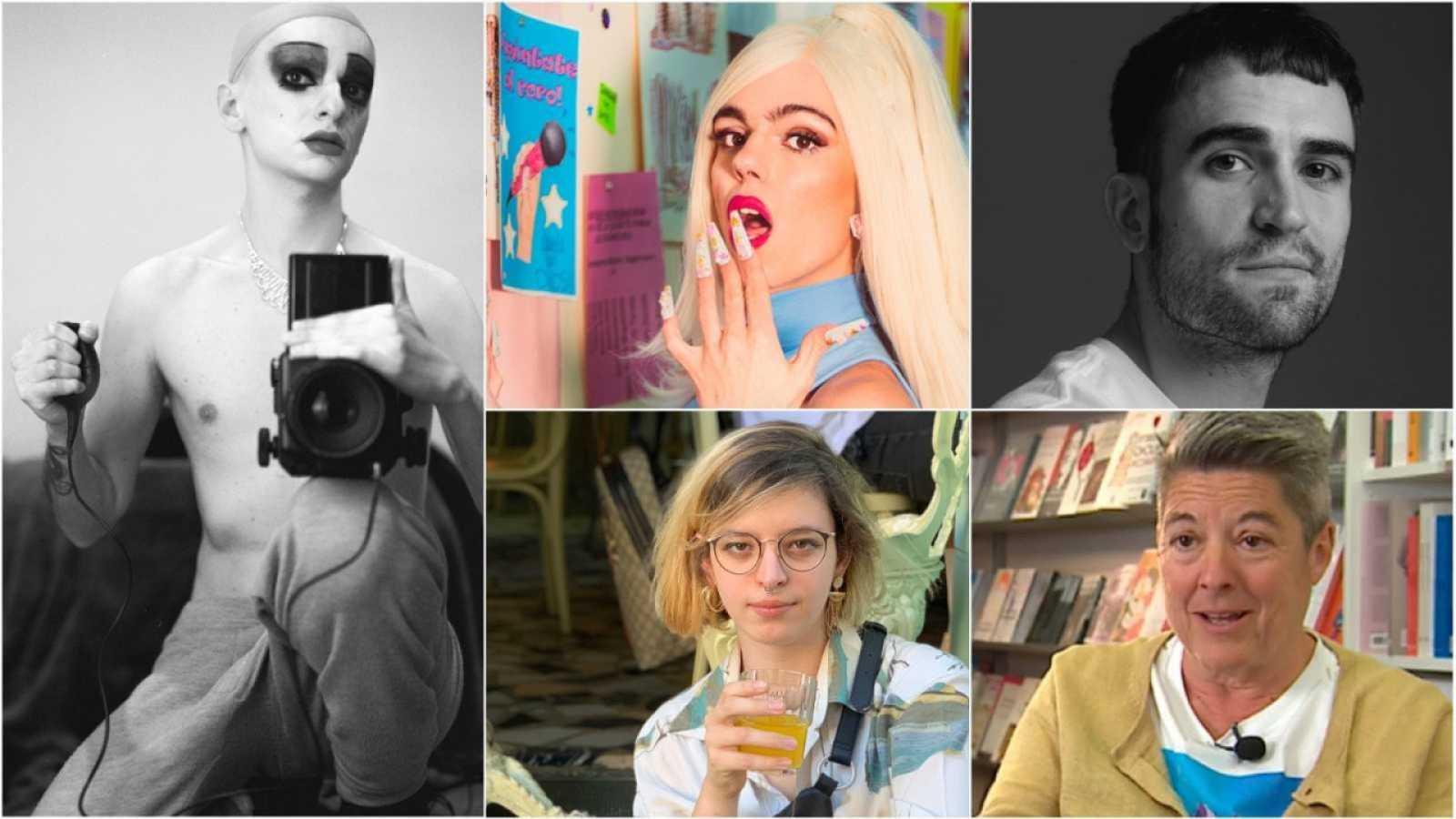 Utopías - La necesidad de referentes LGTBIQ+ en la cultura - 21/03/21 - escuchar ahora
