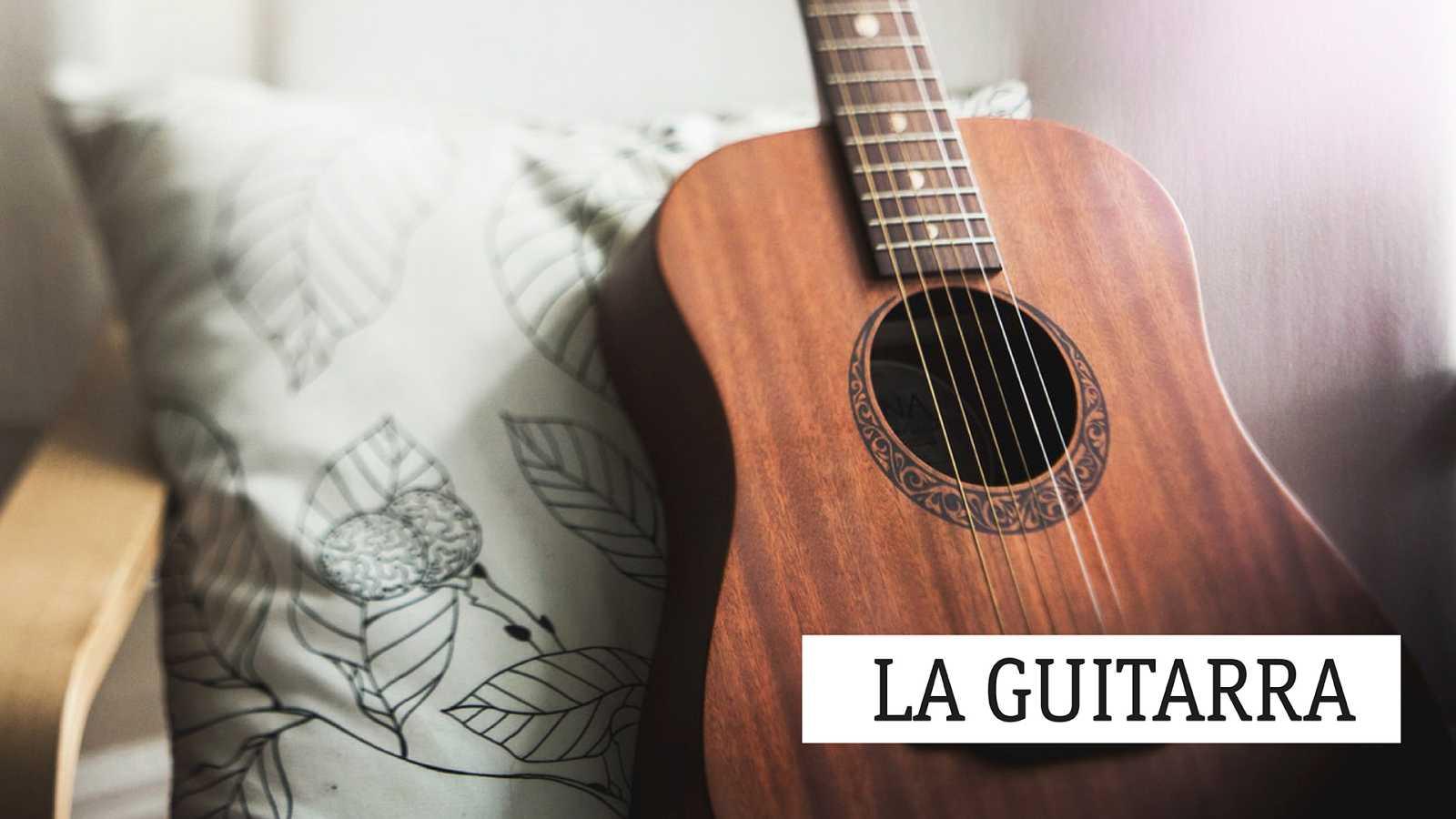 La guitarra - Alexander-Sergei Ramírez - 21/03/21 - escuchar ahora
