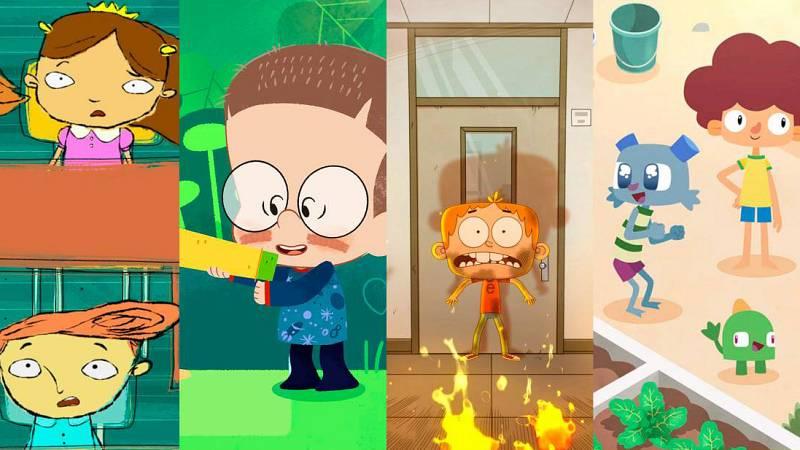 Hora América de cine - IV Premios Quirino de Animación Iberoamericana - escuchar ahora