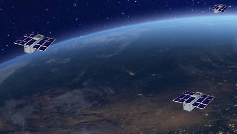 Marca España - Éxito en el lanzamiento del nanosatélite 5G español para el Internet de las Cosas - 22/03/21 - escuchar ahora