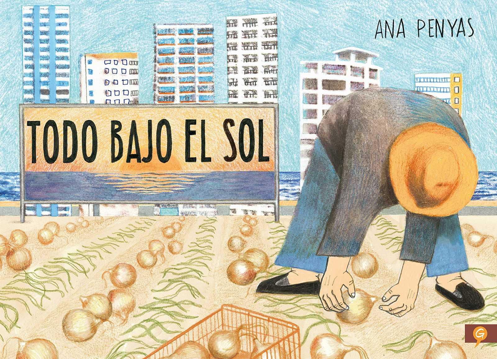 Viñetas y bocadillos - Ana Penyas, 'Todo bajo el sol' - 22/03/21 - Escuchar ahora